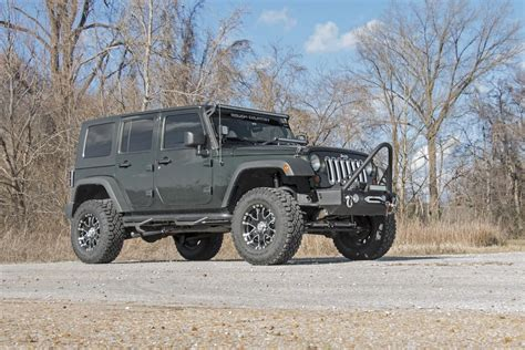 country jeep jk country wheel to wheel nerf steps for 07 17 jeep jk