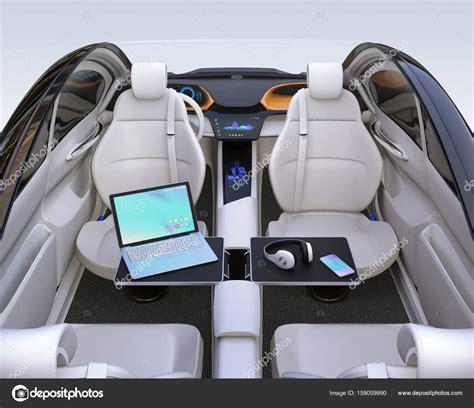 car upholstery books autonomous car interior concept stock photo 169 chesky w