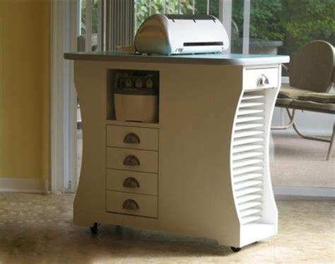 scrapbook island scrapbooking storage organizer desk