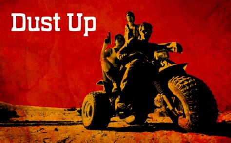 film dust up exclusive premiere spindrift hellbound theme from dust