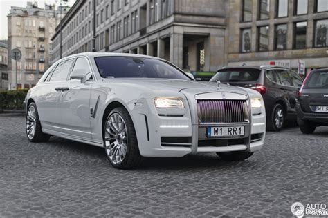 rolls royce white 2016 rolls royce mansory white ghost ewb limited 22 april
