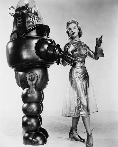 film robot girl anne francis annex