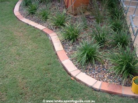 brick garden bed edging brick for garden edging