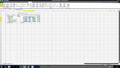 6 Excel Waterfall Chart Template With Negative Values Exceltemplates Exceltemplates Excel Us Map Chart Template