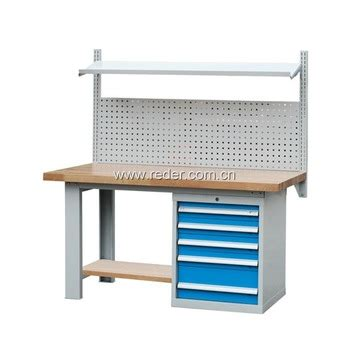 buy work bench heavy duty workbench with back panel steel workbench with