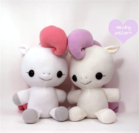 unicorn plushie pattern free free plushie sewing pattern unicorn horn pegasus wings