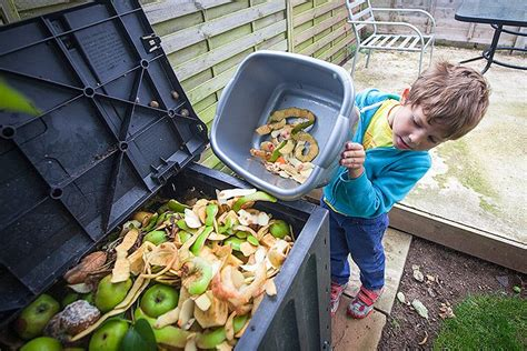 Composting Kitchen Waste At Home by You And Your Kitchen Scraps Could Help Reduce Greenhouse