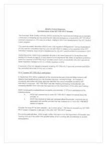 Complaint Letter Veterinarian Administration Of The Vet Fee Help Scheme Australian National Audit Office
