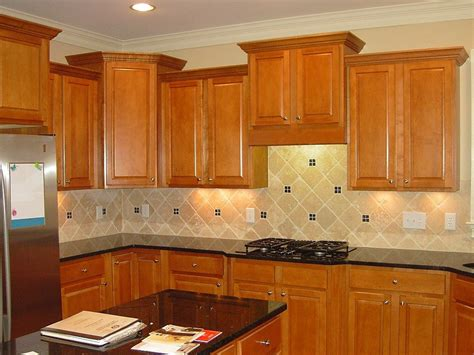 kitchenbacksplashes  black granite countertops