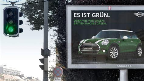 Autowerbung Kinder by Kreative Auto Werbung Von Mini Porsche Und Co