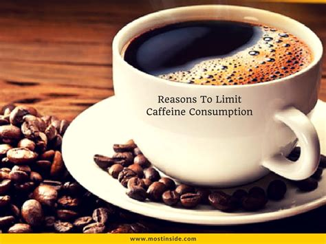 Coffee Limmit 7 reasons to limit caffeine consumption