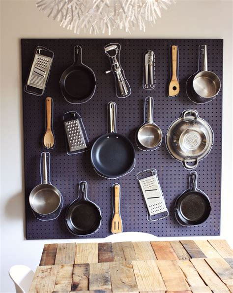 diy pegboard diy kitchen pegboard a beautiful mess