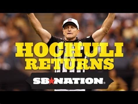 Ed Hochuli Meme - nfl replacement refs know your meme