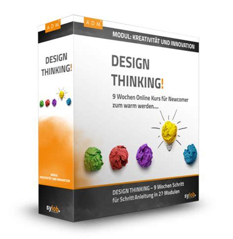 design thinking online design thinking 9 wochen kurs mit 27 lernmodulen