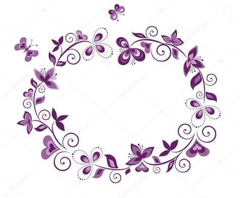 cenefa floral vector de stock 169 antonovaolena 21068763 - Cenefas Vectorizadas