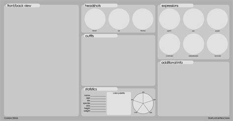 com ibm portal layout template ref blank ref sheet by starbunnies on deviantart