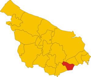 clipart brindisi map of comune of san donaci province of brindisi region