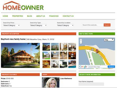estateagent free wordpress theme best real estate wordpress themes wordpress themes for