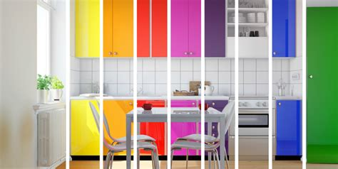 colorful kitchens 10 colourful kitchen ideas that won t burn your