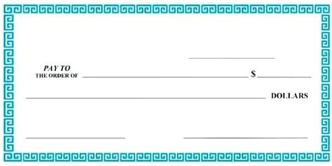large check template large presentation check template free alanchinlee