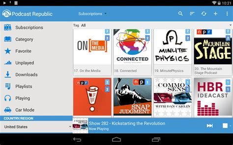 itunes podcast android top 5 podcast apps for android