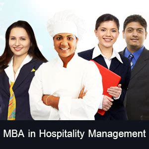 Hospitality Mba by Mba In Hospitality Management Career Prospects