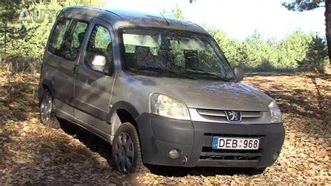 Autopilotas 20151115 Peugeot Partner 2007