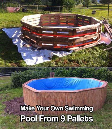 how to build your own plunge pool joy studio design