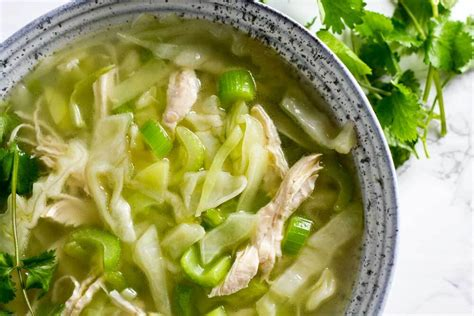 Liver Detox Cabbage Soup by Detox Cabbage Soup Savory Lotus