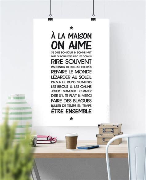 Regle De La Maison A Imprimer by 1000 Id 233 Es 224 Propos De R 232 Gles 192 La Maison Sur