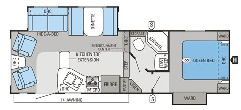 jayco eagle floor plans 2014 eagle ht floorplans prices jayco inc
