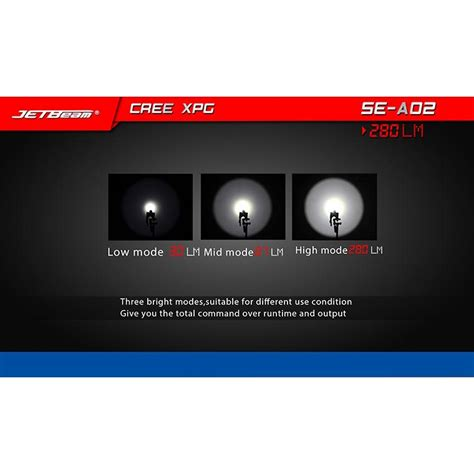 Jetbeam Se A02 Senter Tiny Pen Led Cree Xpe 280 Lumens jetbeam se a02 senter tiny pen led cree xpe 280 lumens black jakartanotebook
