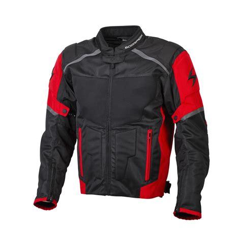 sport motorcycle jacket scorpion influx mesh sport motorcycle jacket redz all