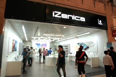 store in india izenica premium apple reseller plans to open 8 stores in