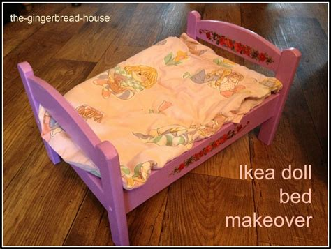 ikea doll bed ikea doll bed makeover