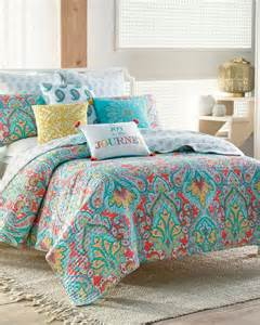 floral paisley luxury quilt print quilts bedding bed