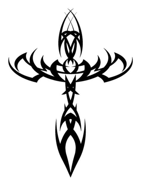 cross tattoo tribal background tribal cross by biggstankdogg on deviantart
