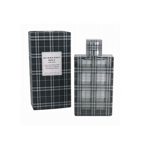 Parfum Burberry Brit burberry brit for him eau de toilette pour homme 100 ml