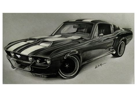 mustang drawing search results for shelby draw to drive