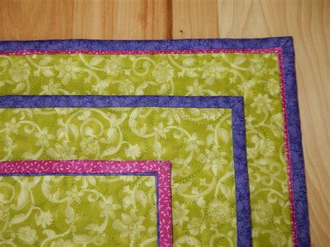 quilt binding techniques