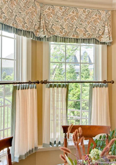 bay window treatments images  pinterest window