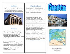 travel brochure templates for students free travel brochure template for students media templates