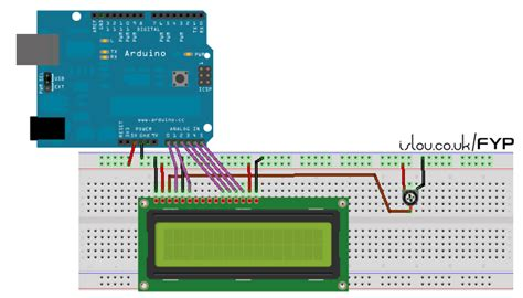 16x2 lcd pin diagram adding the lcd 16x2 lcd display hd44780 louis