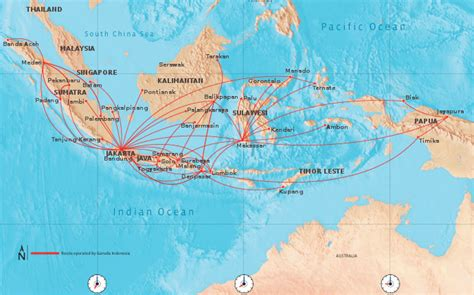 citilink miles garuda indonesia route map domestic routes