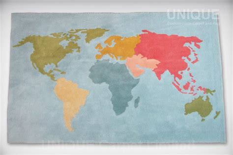world map rug worldmap area rug 世界地圖地氈 unique custom made carpet and rug