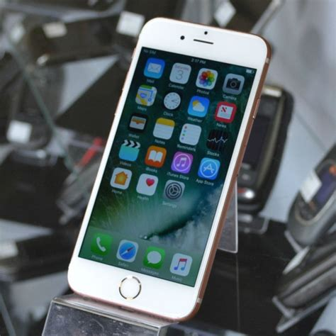 apple iphone  gb rose gold  excellent