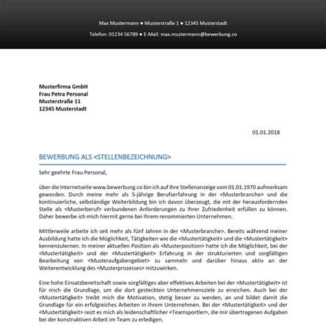 Xing Bewerbungsschreiben Muster bewerbung muster 34 bewerbung co