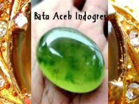 Indogres Aceh batu akik aceh solar belimbing indogres hitam dan merah