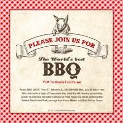 8 bbq fundraiser flyer template images bbq plate