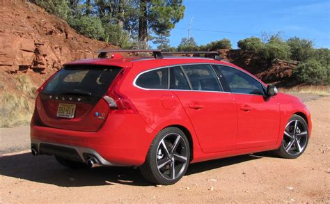 volvo r wagon for sale driven volvo v60 t6 r design wagon classiccars journal